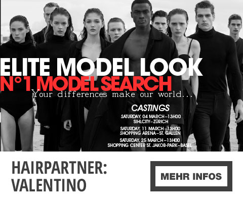 Elite Model Look Hairpartner