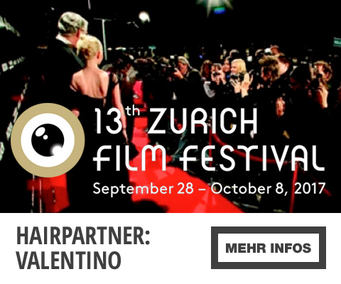 Zurich Film Festival Hairpartner